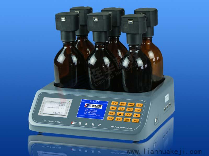 BOD测定仪 实验室智能型LH-BOD601型 BOD检测仪测试仪