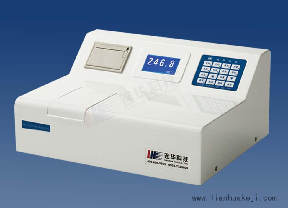 COD快速测定仪实验室智能化学需氧量检测仪5B-3C型(V7)