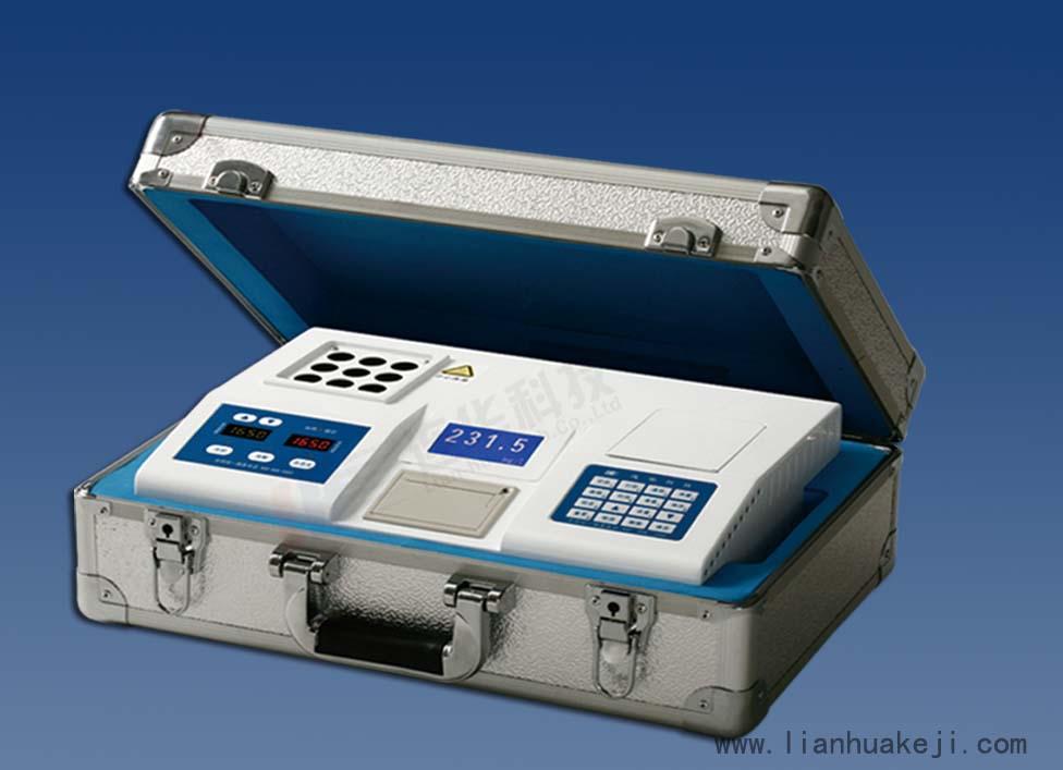 COD快速测定仪COD检测仪5B-2C(H) 精巧便携型 室内外两用